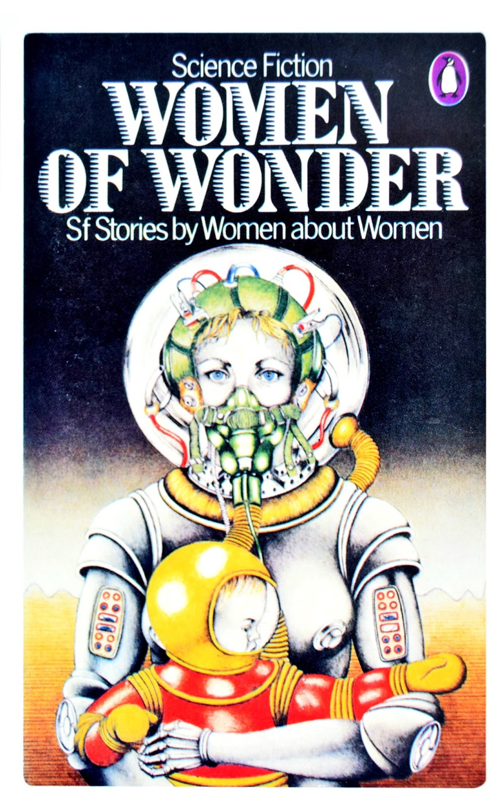 women of wonder cover book