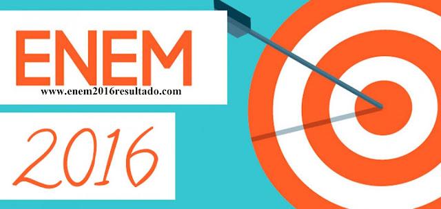ENEM 2016 Details