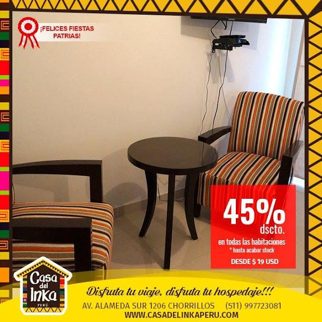 Hotel en Chorrillos Lima Peru
