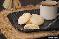 Galletas de leche condensada y maizena