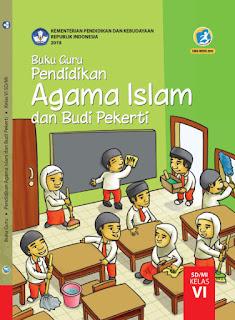 PAI Buku Guru Kelas 6-VI Kurikulum 2013 Revisi 2018