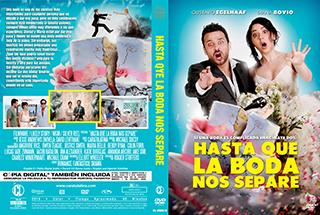 Hasta que la boda nos separe - Cover DVD