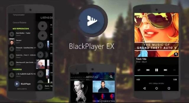 BlackPlayer EX Pro Apk