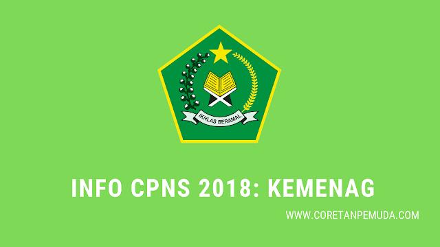 Pengumuman Hasil Tes CAT SKD KEMENAG CPNS 2018 - Kementerian Agama