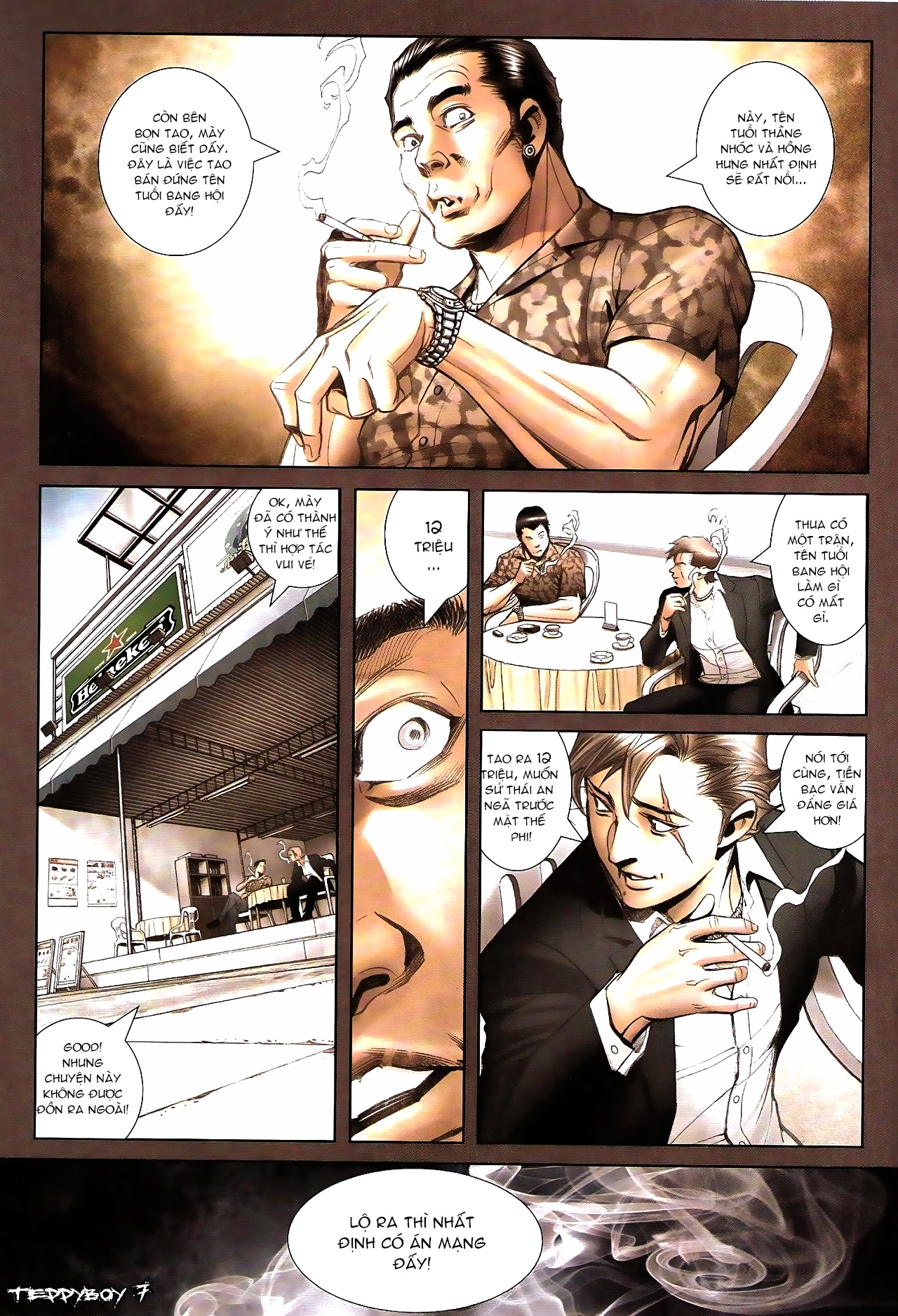 Người Trong Giang Hồ - Chapter 1292: Thật thì không giả được - Pic 6