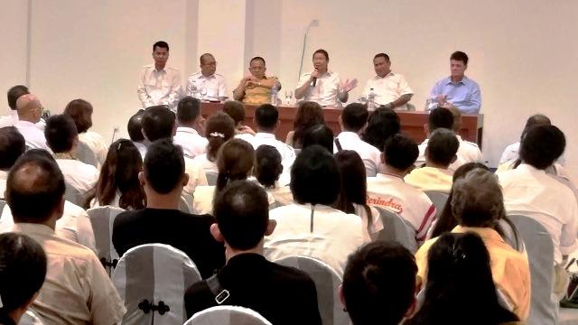 Hoax Menyerang Partai Gerindra, HSD: Buktikan, Kita ini Pancasila