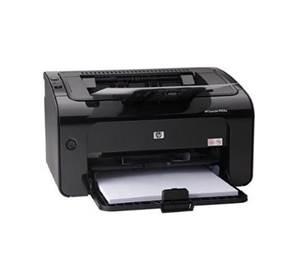 HP Laserjet P1109w