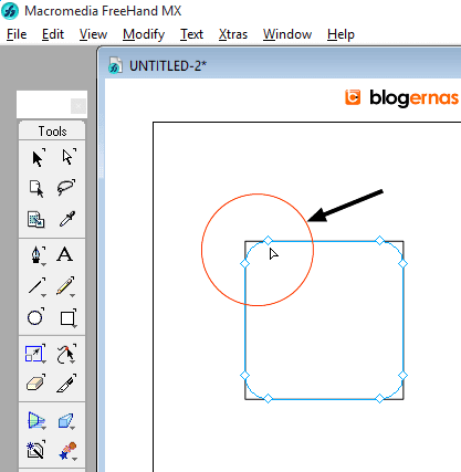 Cara Membuat Favicon Sendiri dg Macromedia Freehand