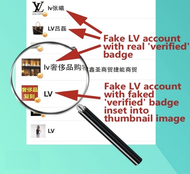 People suffered from WeChat Official Accounts Scam ~ Impact