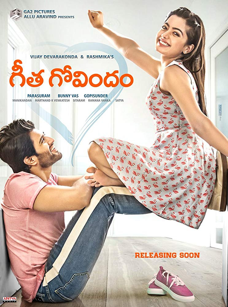 Geetha Govindam 2019 Hindi Dubbed 1600MB HDRip Download