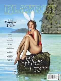 Playboy Filipinas - Noviembre Diciembre 2018