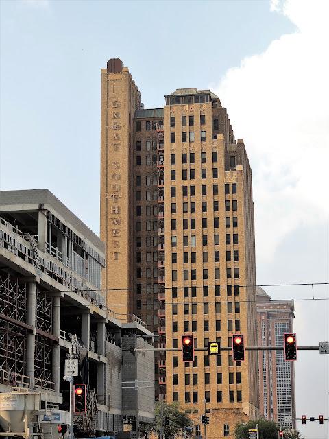 Great Southwest Building - Austin Street View (June 2017)
