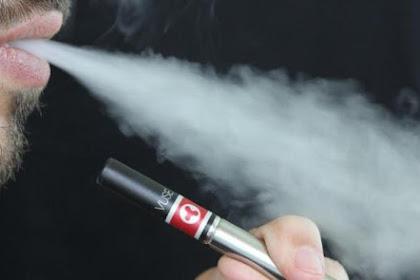 Rokok Elektrik Ciptakan Penyakit 'Berlapis'