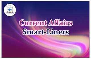 Current Affairs Smart-Liner 19th Feb 2016