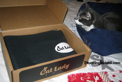 Wednesday Word—CatLadyBox