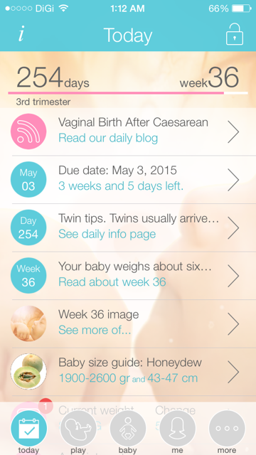 what does contraction means in pregnancy