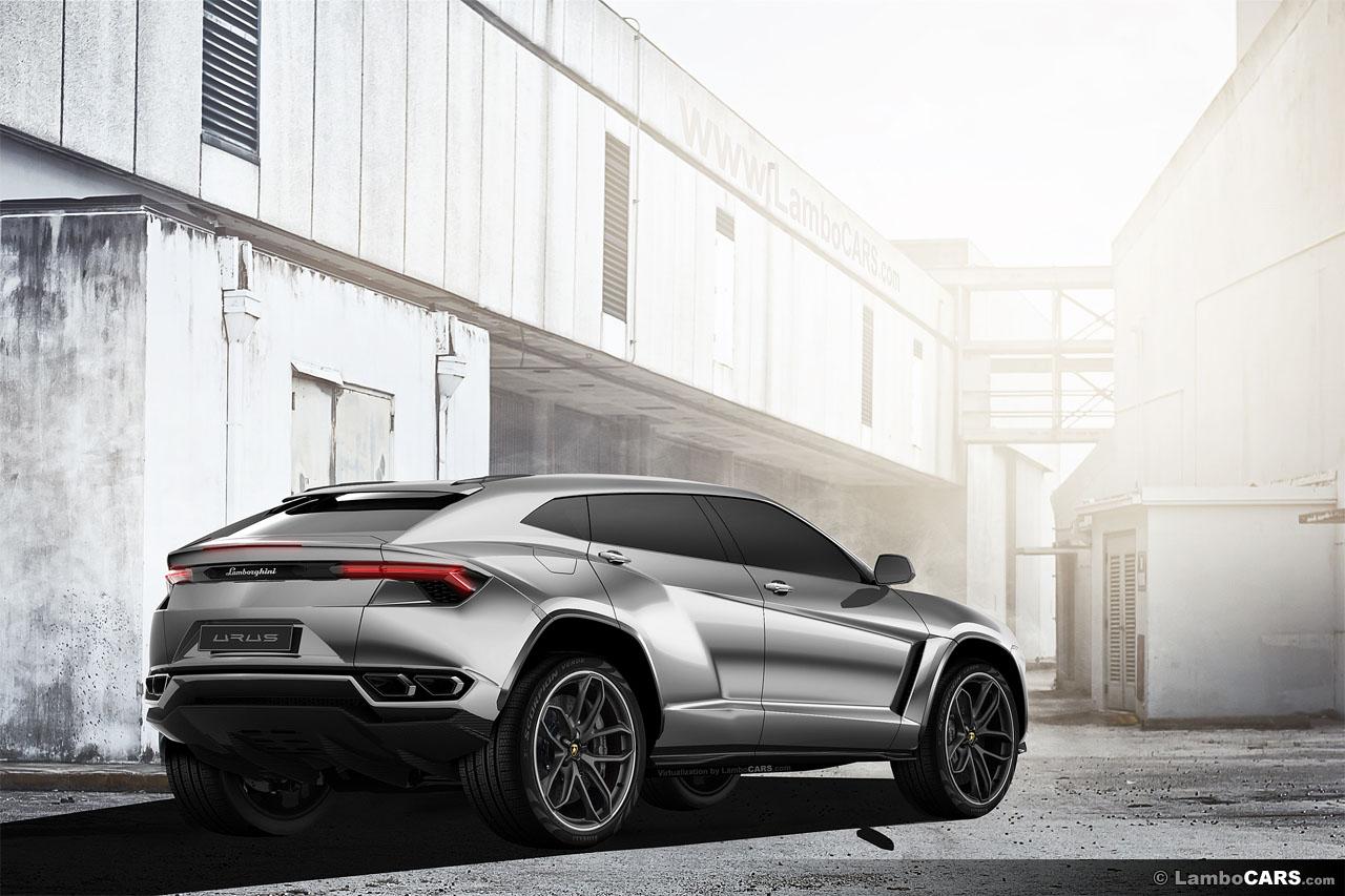 Production Spec Lamborghini Urus May Debut At Shanghai