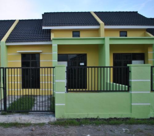 renovasi teras rumah type 36/72 terbaru