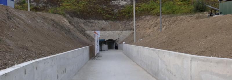 РФ будує в Криму захищене підземне сховище ПММ для ВМФ