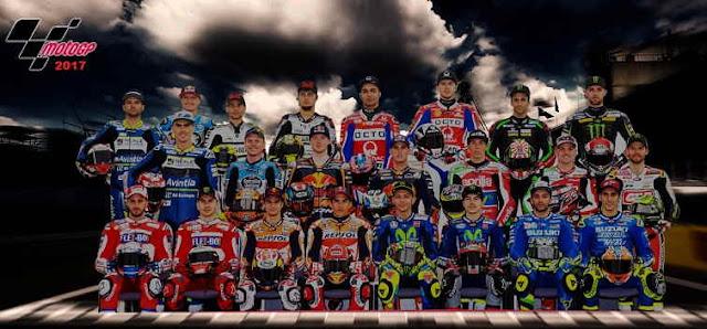 Klasemen Sementara MotoGP 2017 Terbaru