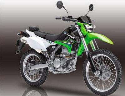 Motor Terbaru Kawasaki Trail