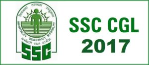 SSC CGL 2017 Exam Dates
