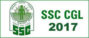 SSC CGL 2017 Tier -3 (Descriptive) Question Paper (08-July-2018)
