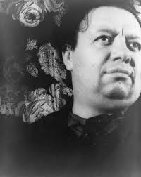 December memory of Diego Rivera