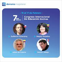 VII Congreso Encinas: Conoce a los expositores internacionales que nos visitarán en febrero