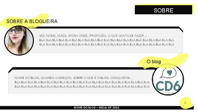 #BEDA3 - Midia Kit - Modelo