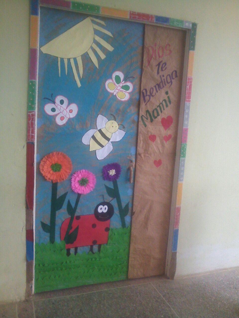 cajitas de sue os puertas decoradas para el dia de las madres