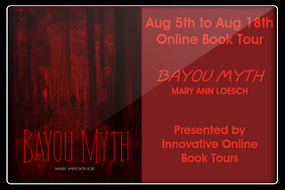 Blog Tour: Bayou Myth by Mary Ann Loesch *Review & Giveaway*