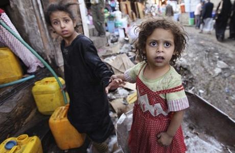 UNESCO: 2017, Tahun Tragedi bagi Anak-anak Yaman