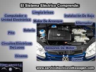 Perney Servicio SAS Mantenimiento Sistema Electrico VW