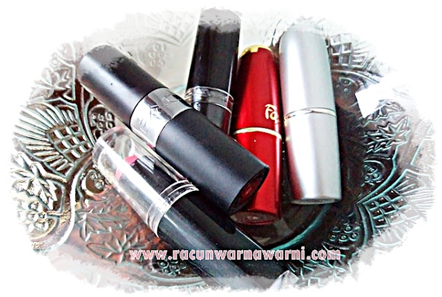 Lipstik Favorit Racun Warna Warni