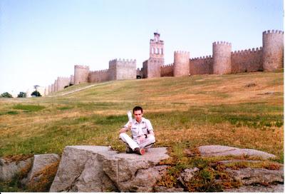 Patrimonio de la Humanidad en Europa y América del Norte. España. Casco antiguo de Ávila.