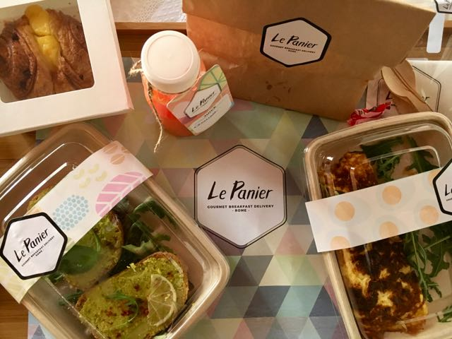 Le Panier Breakfast Delivery