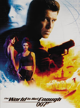 Poster Of Free Download The World Is Not Enough 1999 300MB Full Movie Hindi Dubbed 720P Bluray HD HEVC Small Size Pc Movie Only At worldfree4u.com