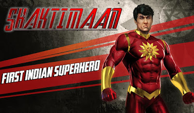 Shaktimaan The Battle MOD APK for Android
