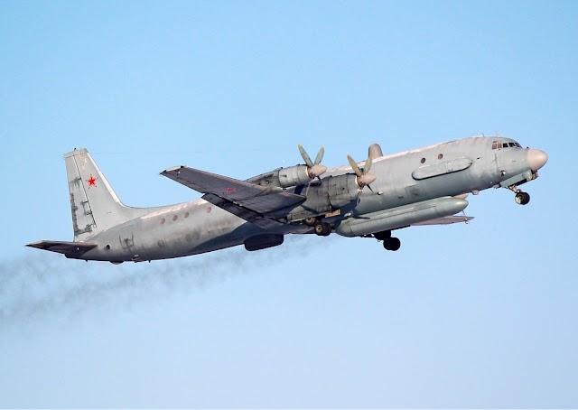 Síria abate por engano um avião russo