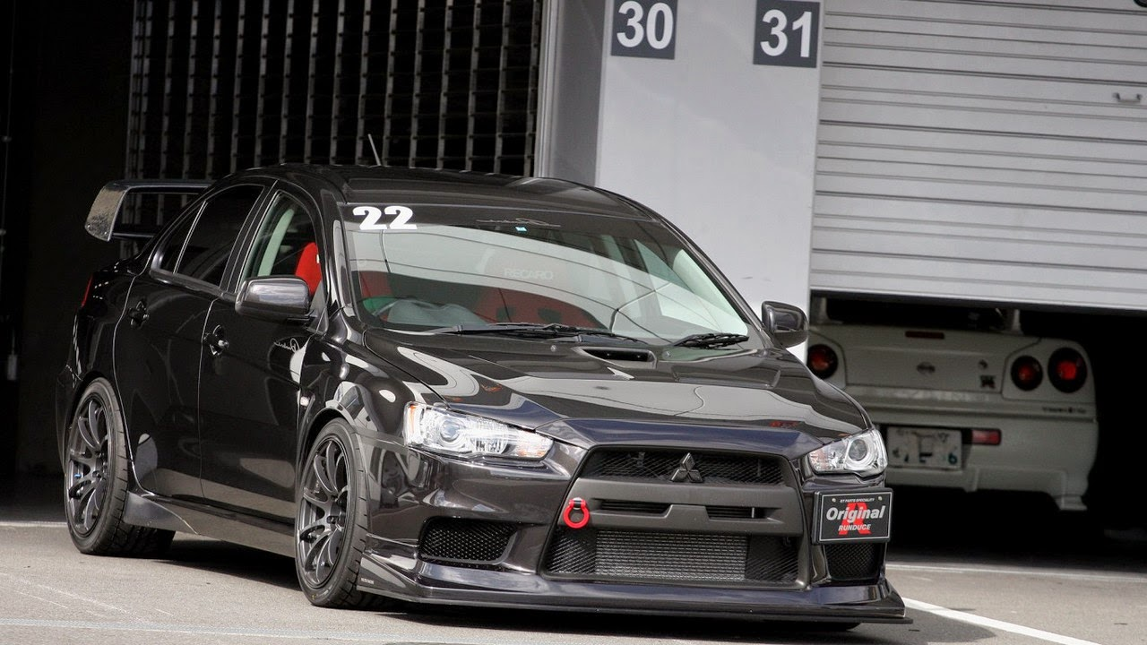 Kumpulan Modifikasi Mobil Mitsubishi Lancer Evolution