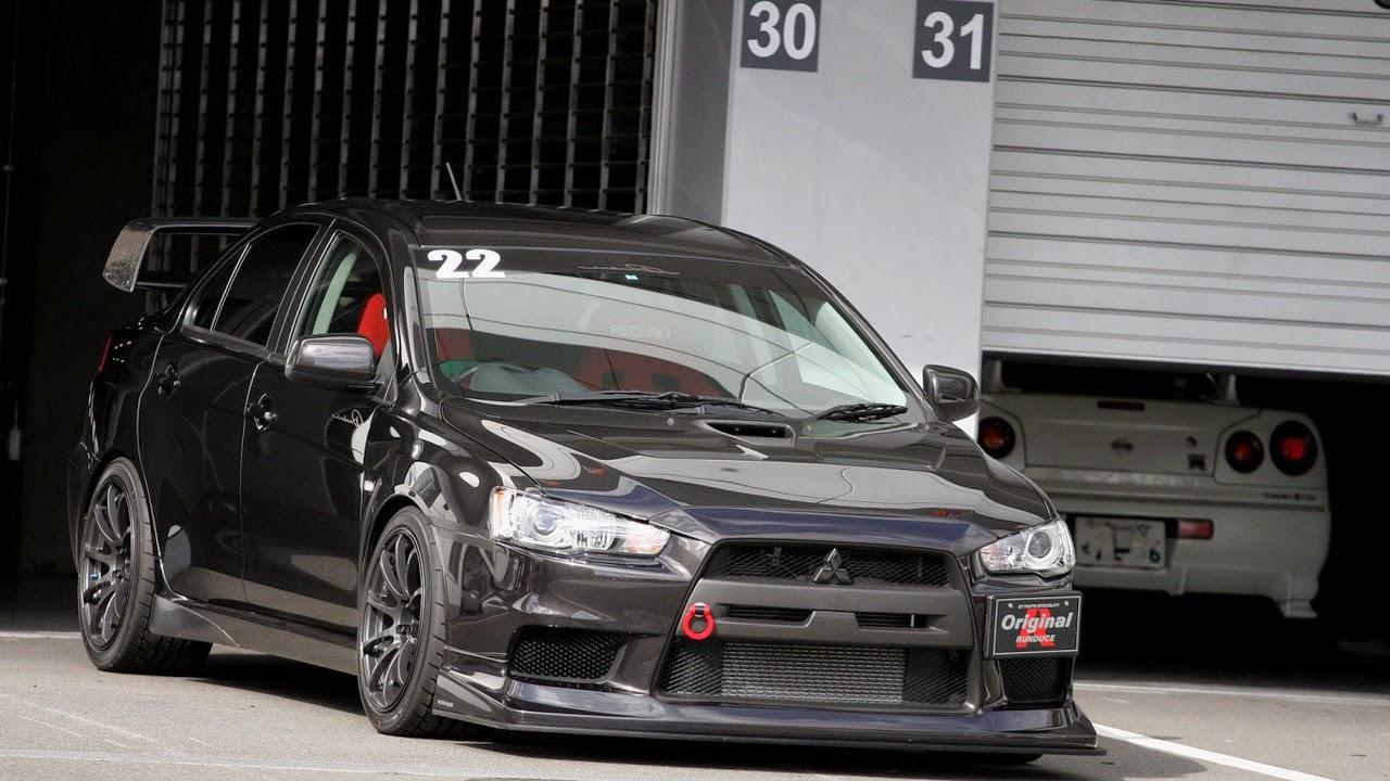 Kumpulan Modifikasi Mobil Mitsubishi Lancer Evolution