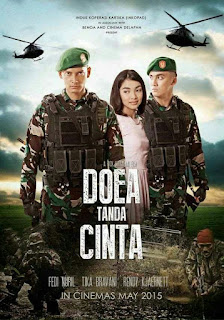 Download film Doea Tanda Cinta (2015) DVDRIP Gratis
