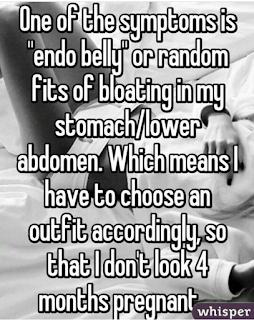 Five Endometriosis Symptoms I Hate | Simply Tice Life