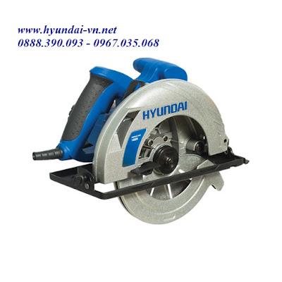 Máy cưa đĩa cầm tay Huyndai HCD 186