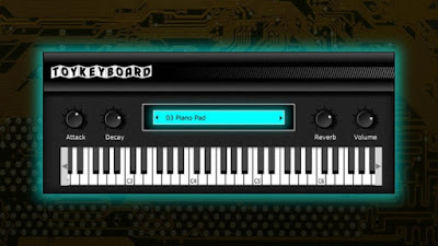 Download SampleScience - Toy KeyBoard