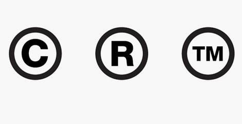 """Nomes dos Símbolos """"®"""", """"©"""" e """"™"""""""