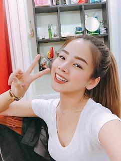 Gái xinh facebook Trương Tiểu My (DJ Mie)