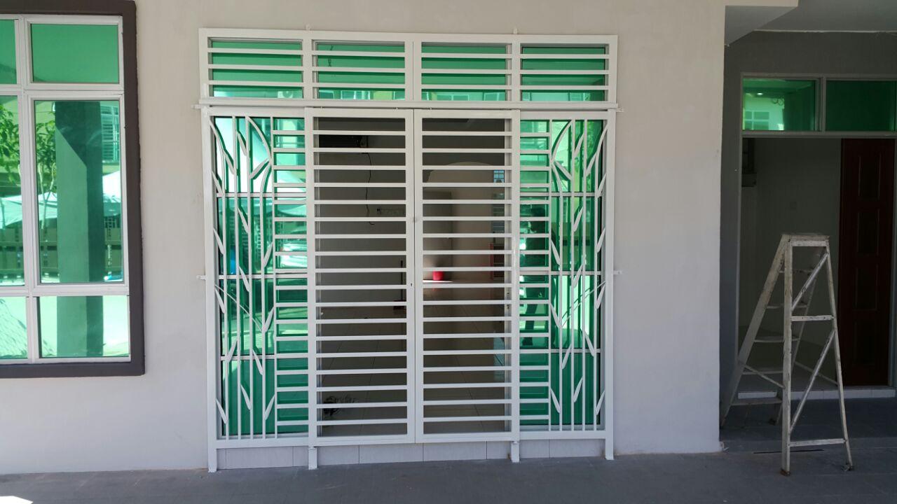 Jenis Jenis Besi Untuk Membuat Pintu Pagar Amp Pintu Jeriji