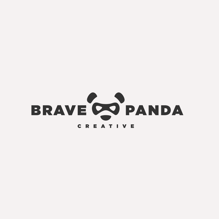 Trend Desain Logo 2019 - Elevated negative space
